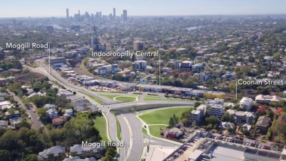 Green light for $126m revamp of infamous roundabout in Brisbane's west
