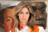 Rachel Griffiths presents the new three-part documentary Finding The Archibald.