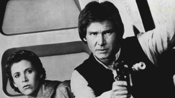 Han Solo's Return of the Jedi blaster sells for $740,000