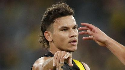 'Daniel's got to change': Hardwick charts Rioli's path back to Tigers side
