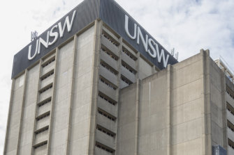 The University of NSW has announced about 500 voluntary redundancies.
