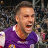Perth Glory beat Adelaide in semi-final thriller for the ages