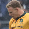 Hodge named at No.10 for Wallabies as Rennie axes Lolesio, Simone