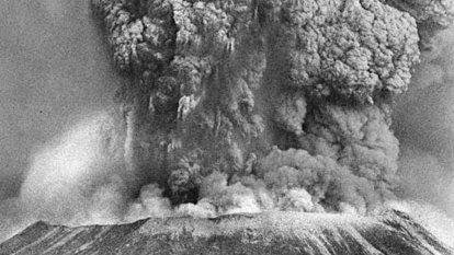 From the Archives, 1980: The Mount St. Helens eruption
