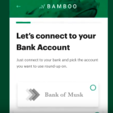 The app will allow people to invest their spare change into crypto currencies.