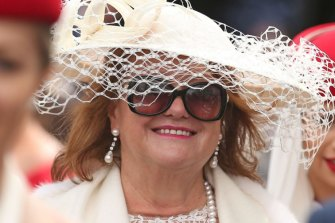 Beef Queen Gina Rinehart is about to share some of her most precious family recipes.