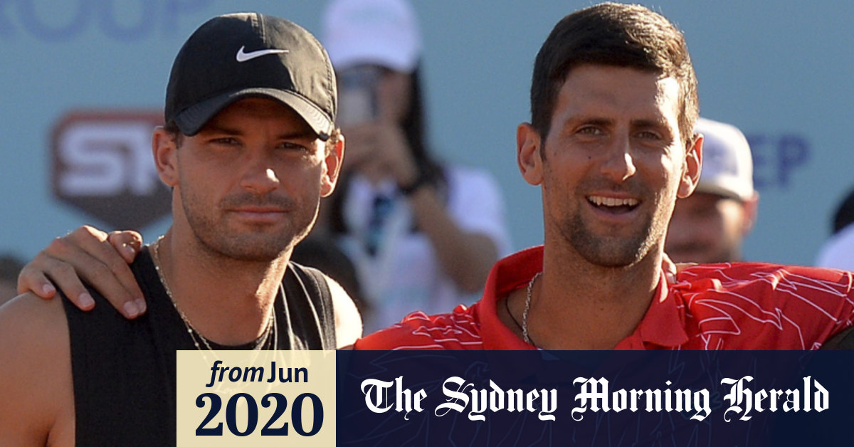 Coronavirus Novak Djokovic S Dad Defends His Son Blames Another Player For Spreading Covid 19