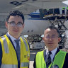 Second developer flew 82 tonnes of medical supplies to China