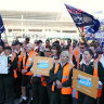 'Guerilla warfare tactics' used in Perth bus driver strike