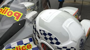 Victoria Police are threatening to stop issuing speeding fines.