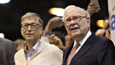 Despite giving away billions in the last decade, the fortunes of Bill Gates and Warren Buffett continue to soar.