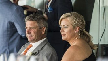 "Samantha Armytage and Richard Lavender have been named among Australia's ""sexiest"" couples."