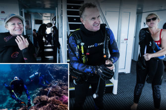 Faced with destruction of the reef, a small band do 'coral carpentry'