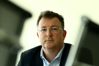 """Nuix CEO Eddie Sheehy: """"So, the big question for all shareholders is, where is Nuix going to find the funds to pay me? And, if it can't find the funds, what happens next?"""""""