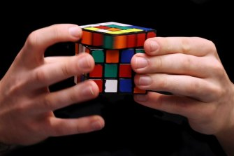 In a way, 2020 makes us all feel a bit like we're trapped in a diabolical Rubik's Cube.