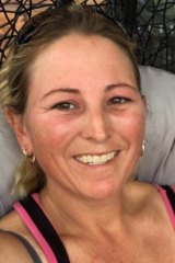 Shooting victim and mother-of-two Megan Kirley.