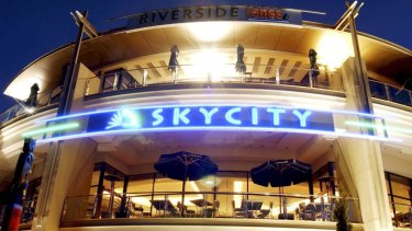 Skycity casinos increased profits from international gamblers last financial year, but they are worried it may not last.