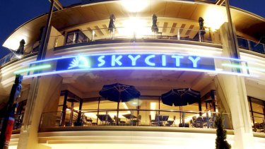 Unfortunately for SkyCity Entertainment Group, foreign high-rollers were on winning streaks.