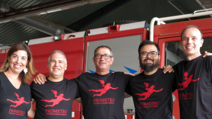 'We are really worried': Start-up flags concern over firefighters' health in bushfires