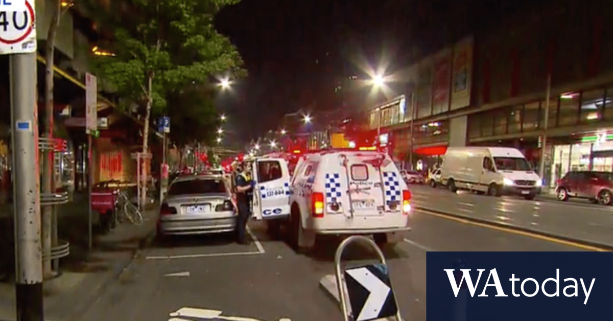 'Lucky nobody was killed': Eight arrested after CBD apartment stabbings