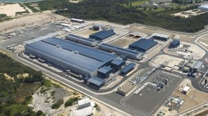 Sydney's desalination plant will be doubled in size.