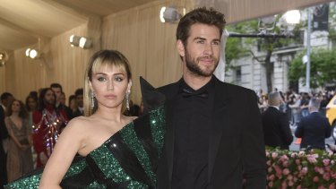 You never know which stars will pop out suddenly in Hollywood: Miley Cyrus and Liam Hemsworth.