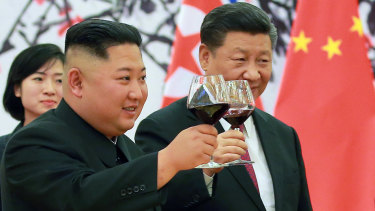 Xi endorsed Kim's actions in his meeting with Donald Trump and called for a swifter end to sanctions.