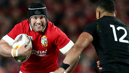 Lions' tour of South Africa won't budge despite rescheduled Olympics