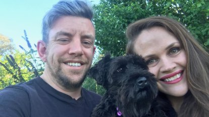 Missing Canberra dog 'Luna' reunited with owners after 10 days