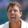 After years of injury struggles, James Pattinson says he feels confident he will not break down.