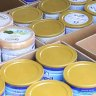 Sydney men charged after 1350 tubs of baby formula seized