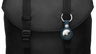 Better to have an AirTag outside your bag than hidden in your bag without you knowing it.