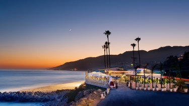 The Malibu lifestyle has attracted many of the world's biggest celebrities.