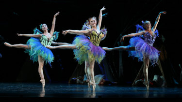 Liam Scarlett's A Midsummer Night's Dream is the 'best' one, says Cunxin.