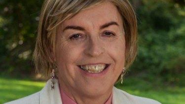 Australia's first transgendered priest Reverend Doctor Josephine Inkpin.