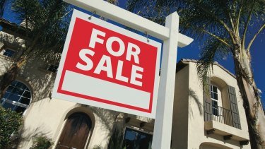 House values have continued falling, down by more than one per cent in both Sydney and Melbourne through February