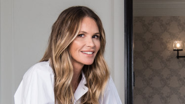 Elle Macpherson founded booming nutrients business WelleCo with her former friend Andrea Horwood.