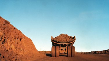A lift in the iron ore price will add billions to the federal budget.