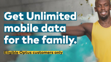 Telstra, Optus, Vodafone stop advertising unlimited plans