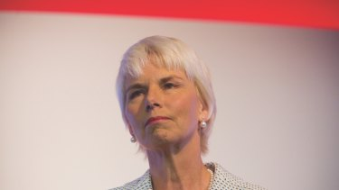 Former Westpac boss Gail Kelly has left the Woolworths Holdings board.