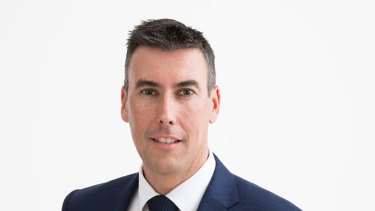 David Jones' new chief executive Scott Fyfe is expected to spruce up the company's online offerings.