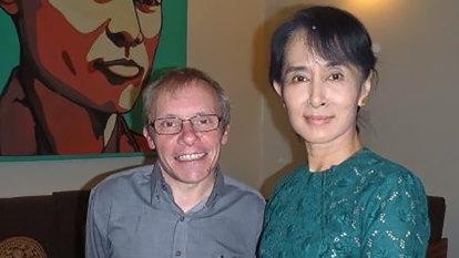 Australian adviser to overthrown leader charged under Myanmar secrets act