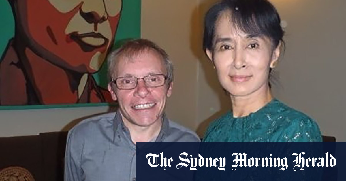 Detained Australian economist Sean Turnell revealed financial secrets Myanmar junta leader claims – Sydney Morning Herald