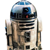 R2D2 from Star Wars.