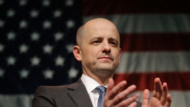 Evan McMullin ran for president last year as an independent.