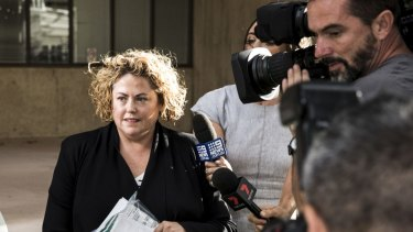 Rosemary Rogers, former chief of staff to ex-NAB CEOs Cameron Clyne and Andrew Thorburn, has pleaded guilty.