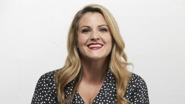 Actor and comic Nikki Britton says the ABC is striking the balance with its presentation of Australia Debates