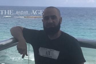 Drug kingpin Mohammed Oueida.