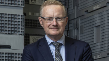 RBA governor Philip Lowe says there's been no per person lift in household consumption over the past year despite pretty strong jobs growth.