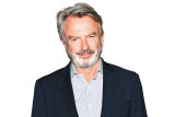 """Sam Neill: """"One of the tricks about being properly alive is being open to surprise, and I'm continually surprised by things."""""""